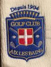 capuchons-covers-golf-tricot-logo-brodé